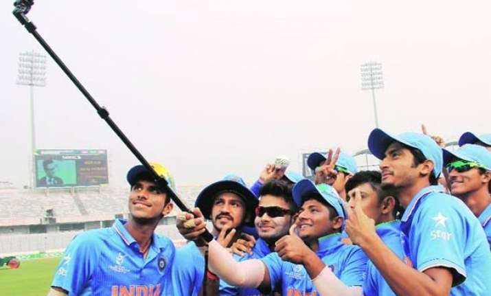 india defeats sri lanka to enter icc under 19 world cup