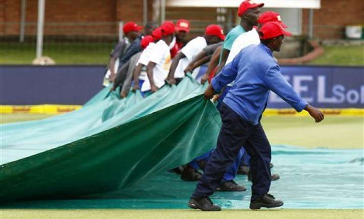 2nd test between south africa and windies ends in draw