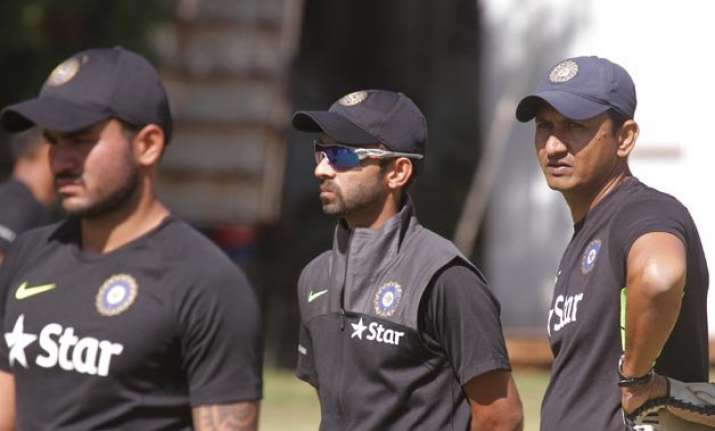 zimbabwe tour india s bench strength to be tested from today