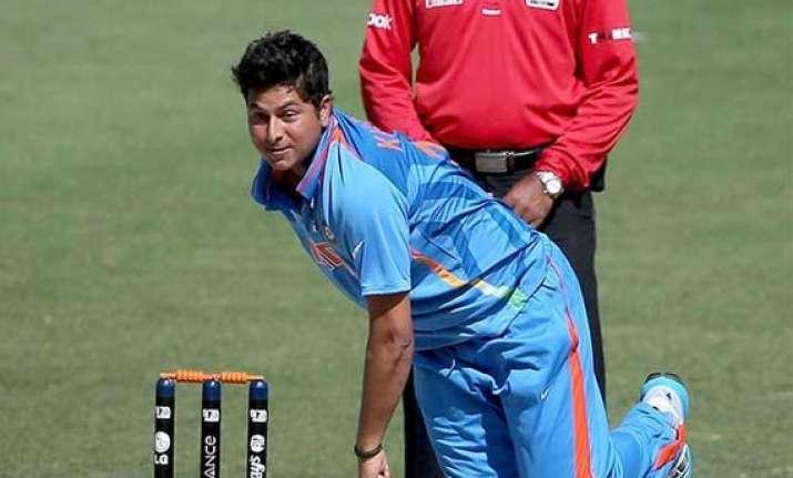 kuldeep yadav surprise pick in india s odi squad against wi