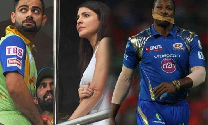 controversies continue to have a ball in ipl