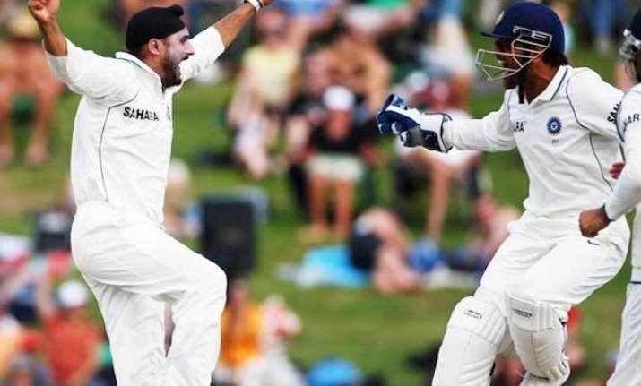 bangladesh tour harbhajan singh makes a comeback in test