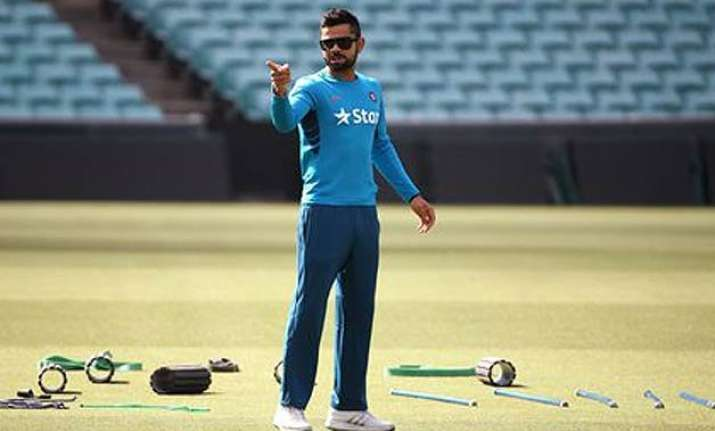 world cup 2015 perfect time to beat australia says virat