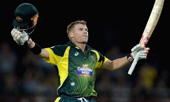 tri series 2015 warner ton helps australia trounce england
