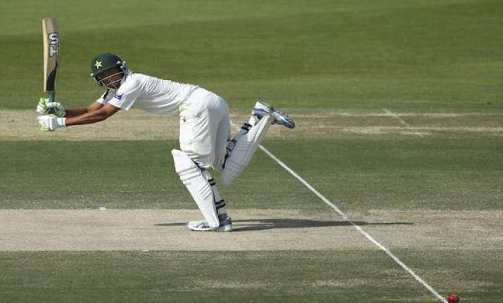 2nd test pakistan vs australia scoreboard day 2 at stumps