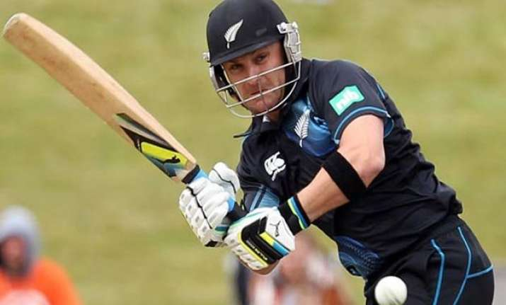 world cup 2015 new zealand makes 331 8 in warmup against