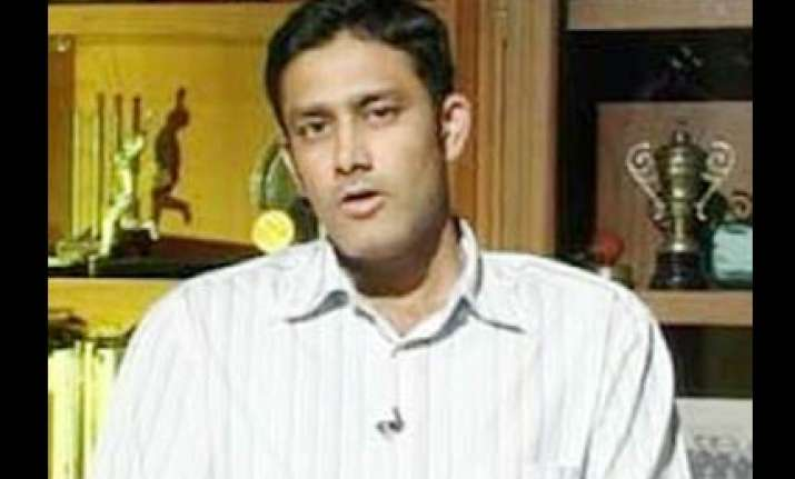 kumble disappointed over bcci s snub to asian games