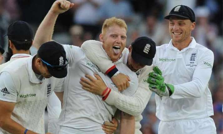 ashes 2015 dominant england closes in on regaining the test