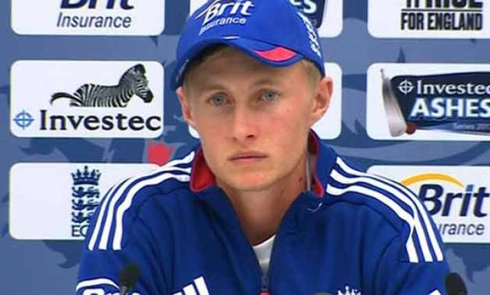 joe root supports crowe s idea of introducing cards in