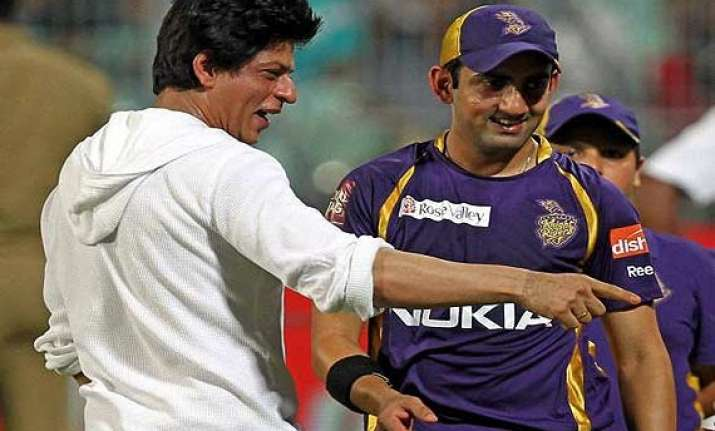 happy birthday shah rukh khan wishes his main knight gambhir