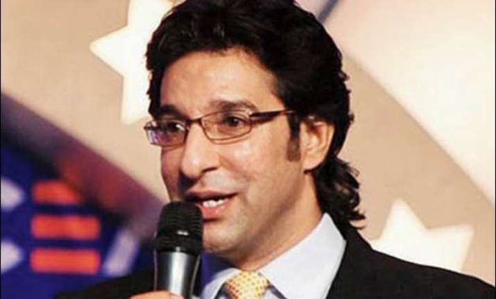 wasim akram in favour of resumption of indo pak cricket ties