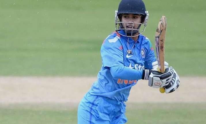 sri lanka odi series smriti harmanpreet star as india win