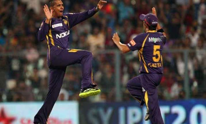 bcci clears narine s suspect action with final warning