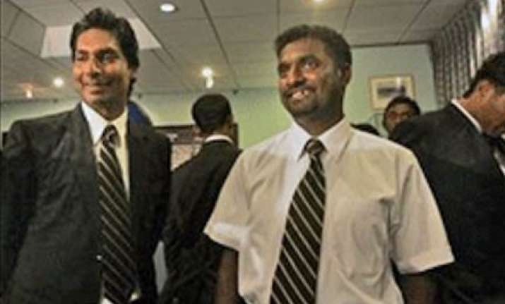 sri lankan team arrives in mumbai