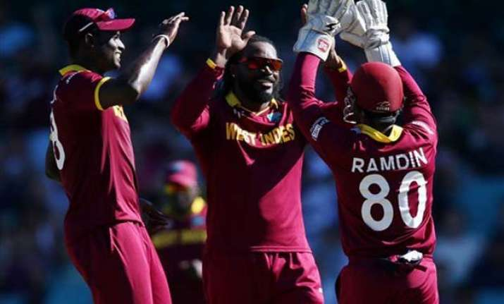 west indies delay call on gayle fitness for world cup