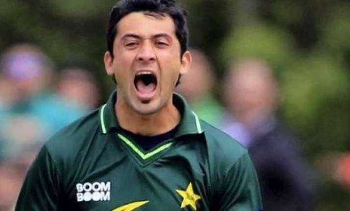 junaid khan ruled out of odi series vs australia