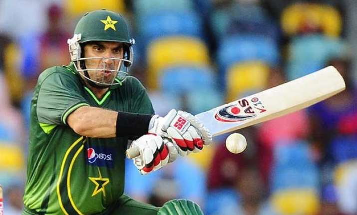 we want to change history and beat india in world cup misbah