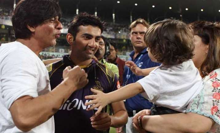 ipl 8 shah rukh will not be able to witness kkr s wankhede