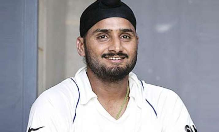 game evenly poised says harbhajan