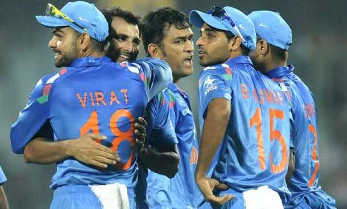 ind vs wi windies collapse after good start as india win to