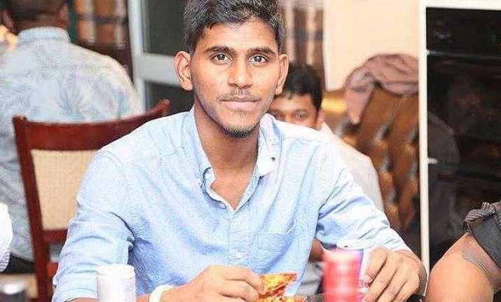british tamil batsman dies after being hit on chest during