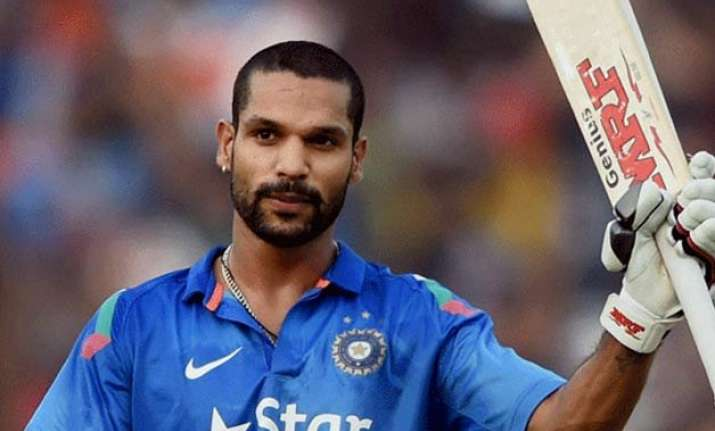 shikhar dhawan bats for hoisting tricolour in universities