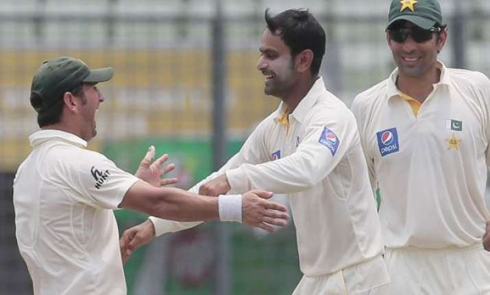 pakistan fined for slow over rate vs bangladesh