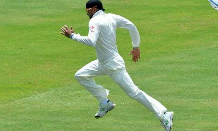 harbhajan singh in trouble after india s test humiliation