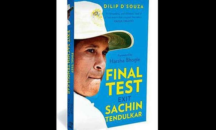 book revisits magical moments of sachin s final test