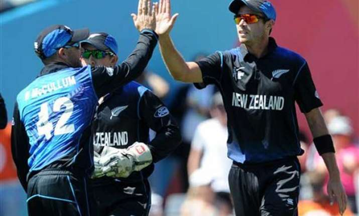 world cup 2015 new zealand names same team for 5th time