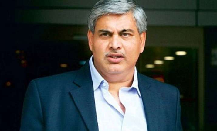 bcci took no action to clean up ipl mess shashank manohar