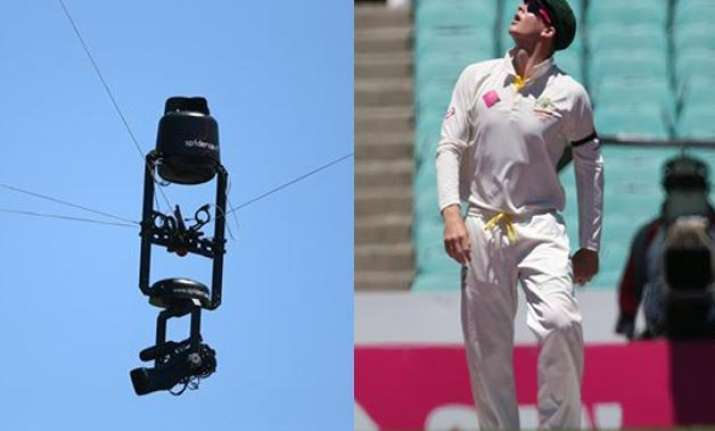 steve smith blames spidercam for lokesh s dropped catch