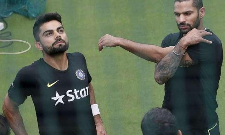 india vs sri lanka virat kohli looks to impress in first