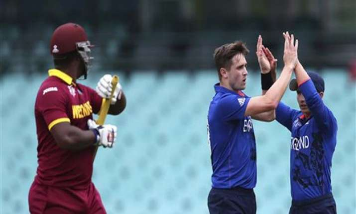 world cup 2015 warmup england beats west indies by 9 wickets