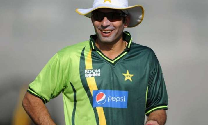 we will be positive for wc despite ajmal suspension misbah