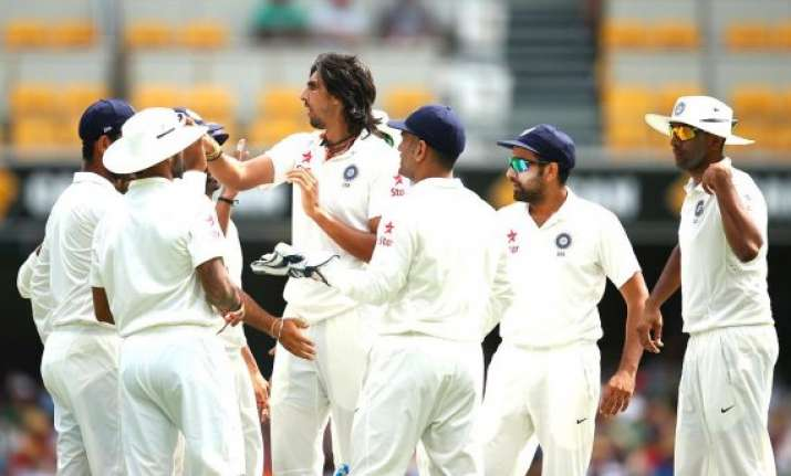 aus vs ind india aim survival australia eye series triumph