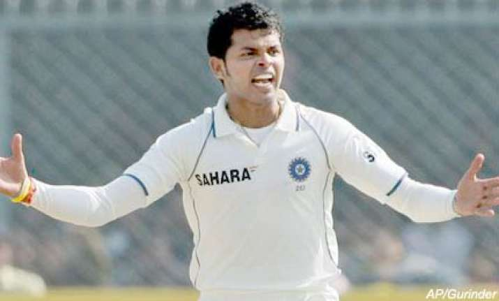 sreesanth feared his career was over
