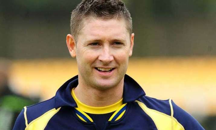 clarke should have got more time to recover hussey