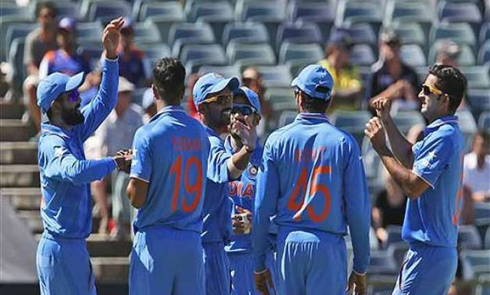 world cup 2015 proud of our bowlers says india s bowling