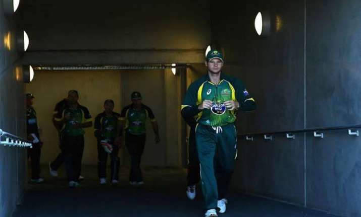 tri series 2015 smith praises his bowlers after win over