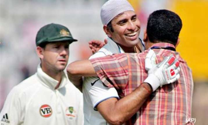our worry about laxman turned out to be true ponting