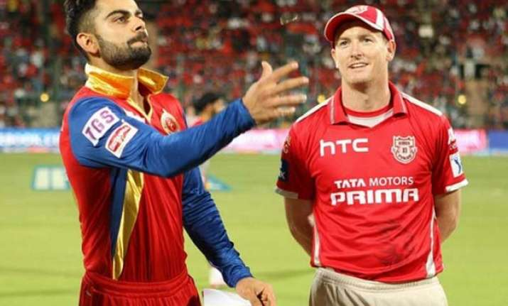 ipl 8 rcb start outright favourites against kings xi