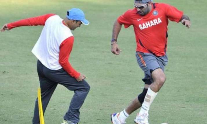 yuvraj sehwag won t feature in 2015 world cup ganguly