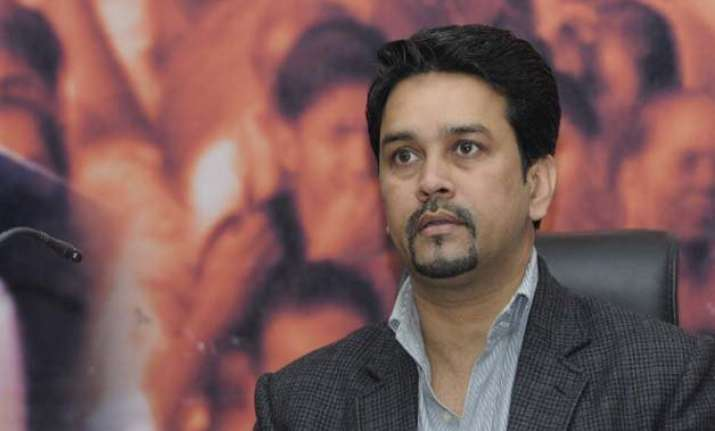 pcb is interested in reviving indo pak series thakur