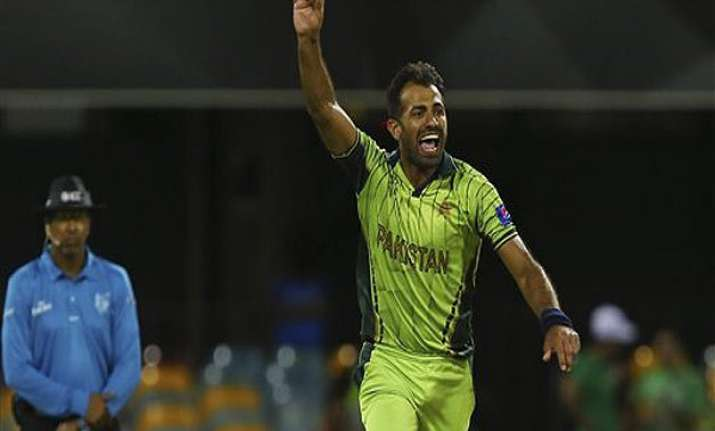 world cup 2015 wahab riaz wants to be the next all rounder