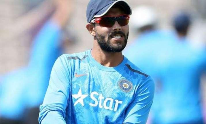 cricketer ravindra jadeja sues rajkot newspaper for