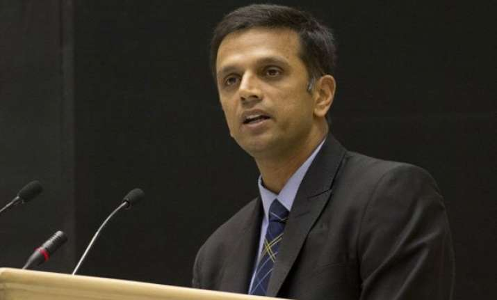 dravid named mentor paddy upton appointed coach for delhi