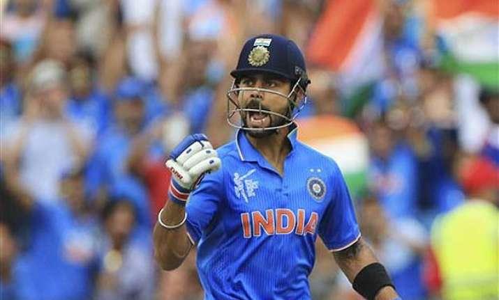 virat kohli 2nd most followed indian sportsperson on