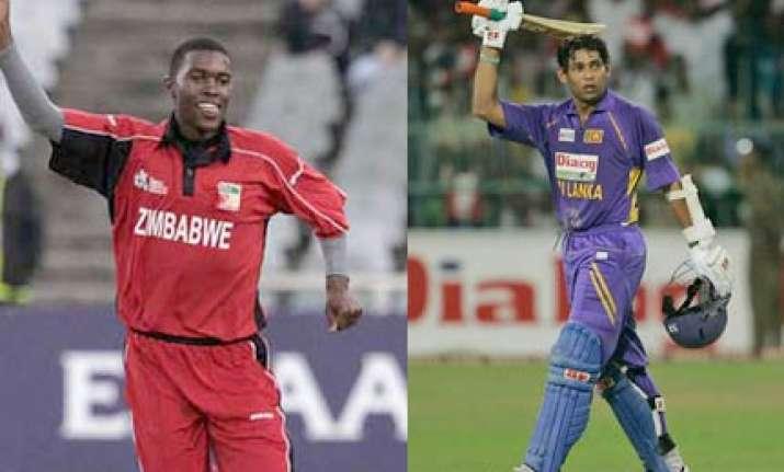 zimbabwe eye final upset lanka seek revenge