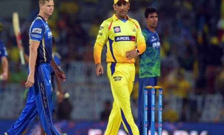 fate of ipl teams csk rr to be known on tuesday